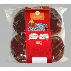 Pão Doce DiPane Chocolate 180G
